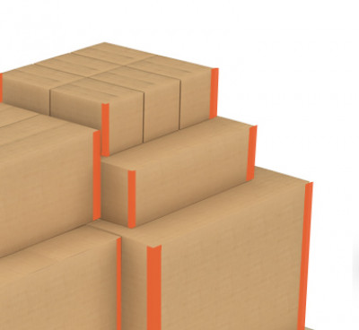 Cardboard profiles