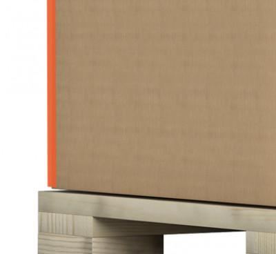 Comment améliorer la résistance d'une boîte en carton avec des coins?